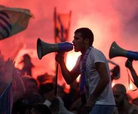 UEFA reduz punição e Olympique de Marselha poderá jogar torneios continentais