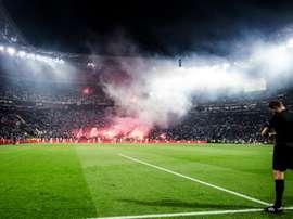Marseille é suspenso de campeonato. Goal
