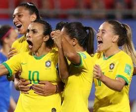 FIFA confirms final four bidders for 2023 Women's World Cup