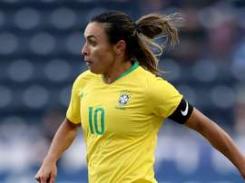 Marta likely to miss opening game. GOAL
