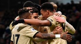 Man United et Martial enchainent