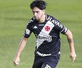Martín Benítez pode deixar o Vasco ainda em 2020: entenda a situação. AFP