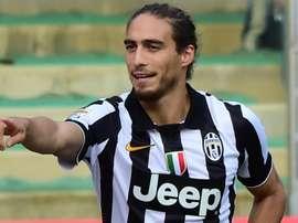 Martin Caceres during his time at Juventus. Goal