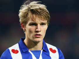 Odegaard will remain with Real Madrid beyond the end of the season. GOAL
