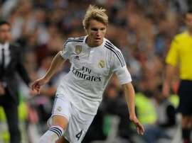Il garde Madrid en tête. Goal