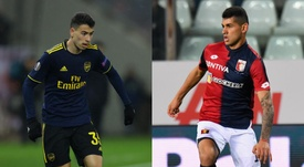 Martinelli and Romero could feature in the 2021 Copa America. GOAL