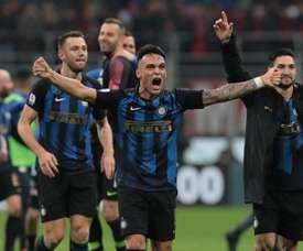 Martinez: Inter must challenge Juventus next season. GOAL