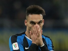 Martinez unaffected by transfer speculation, says Inter boss Conte. GOAL