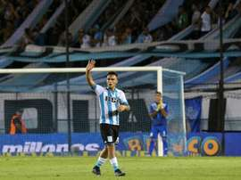 Martinez has been extremely prolific for Argentinian side Racing Club. GOAL