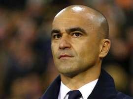 Martinez commends 'mature' Belgium display against Cyprus