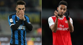 Rumour Has It: Inter eye Arsenal's Aubameyang as replacement for Barca target Martinez, Chelsea want