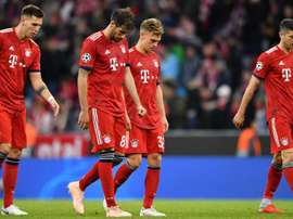 Bayern have been in poor form of late. GOAL