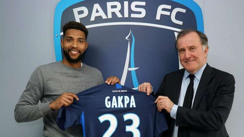 Paris FC enrôle Marvin Gakpa. GOAL