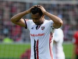 Ingolstadt relegation confirmed. AFP