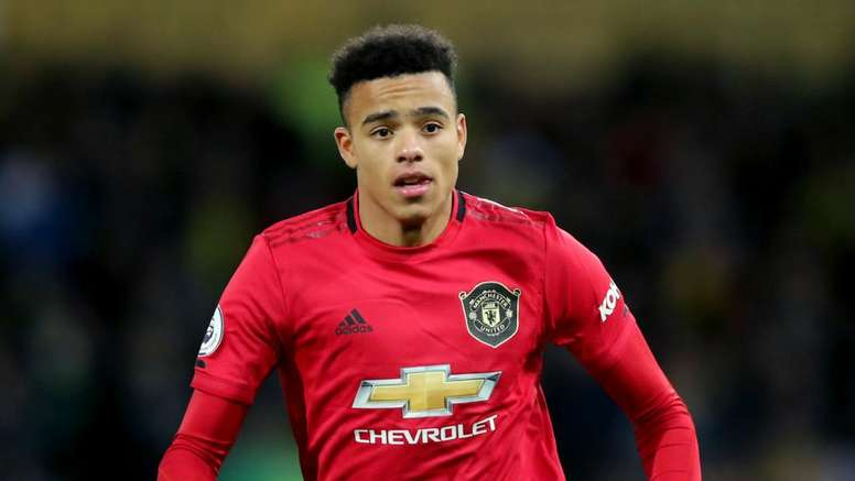 Greenwood scored in the Europa League, but Solskjaer wants to take it easy with him. GOAL