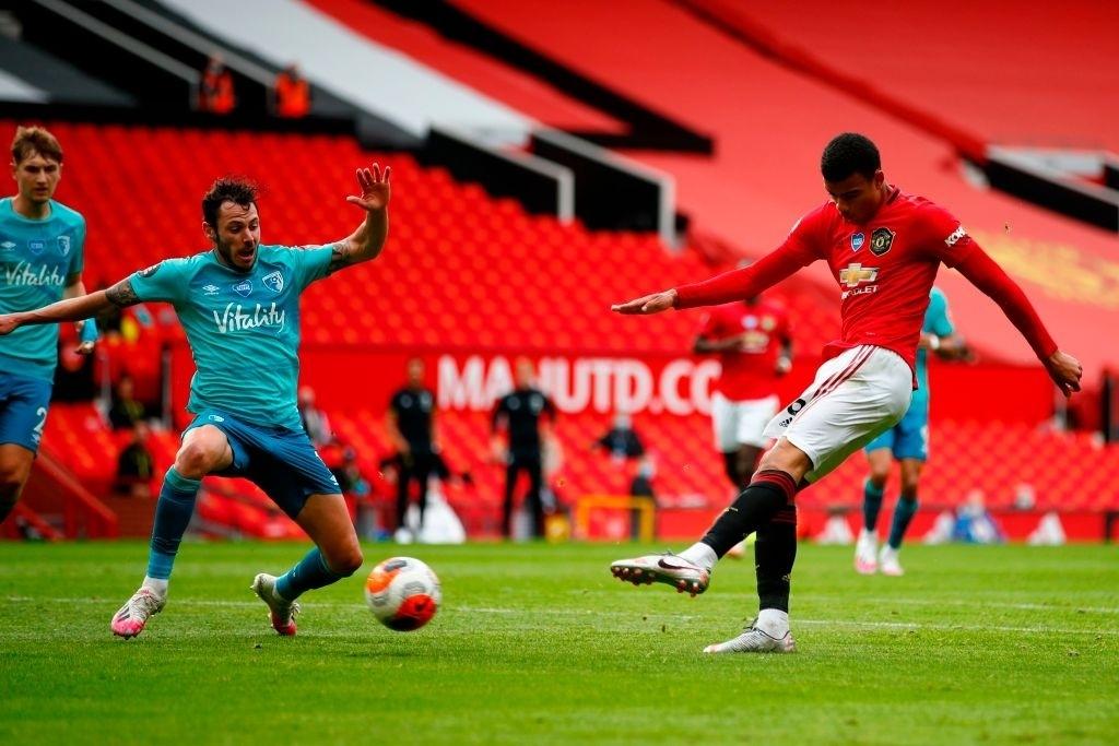 Pogba et Fernandes blessés dans un choc — Man Utd