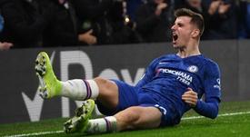 Chelsea won 2-1. GOAL