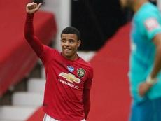 Man Utd sensation Greenwood ready for England call-up, says Solskjaer
