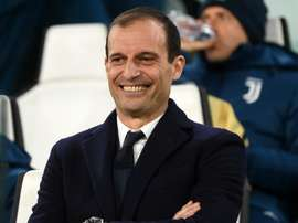 Allegri is one of the managers tipped to take over at Arsenal. GOAL