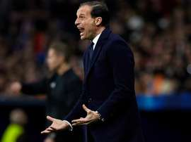 Juventus fell to a 2-0 defeat in their first leg against Atletico. GOAL
