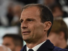 Allegri 'very close' to Man United, but Spurs remain interested. AFP