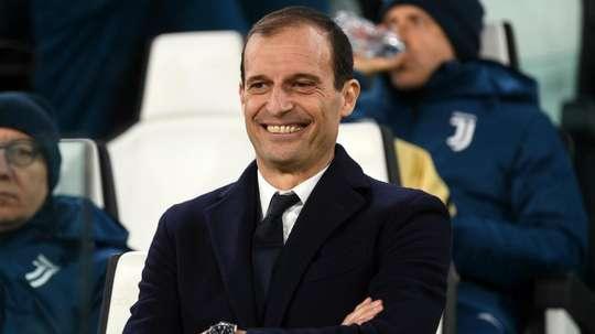 Massimiliano Allegri has no plans to leave Juventus. GOAL