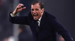 O técnico da Juventus acredita na sua equipe. GOAL