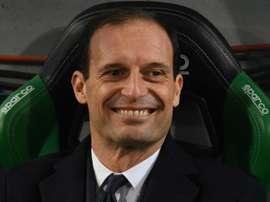 Massimiliano Allegri s'est montré heureux de la venue de Ramsey. Goal