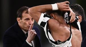 Allegri attacca l'ex difensore bianconero. Goal
