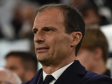 Allegri wanted to look at the positives after the loss to Ajax. GOAL