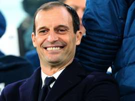 Allegri is focused on the now. GOAL