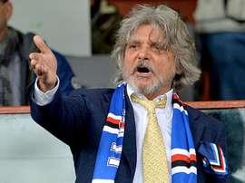 Ferrero lapidario: 'Per me il campionato finisce qui'. GOAL