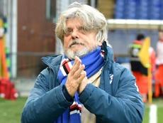 Sampdoria, Ferrero esce allo scoperto: 'Vendo'. Goal