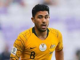 Australian midfielder Luongo leaves QPR for Sheffield Wednesday. GOAL