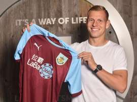 Mateja Vydra was the club's second signing of the day on Tuesday. GOAL