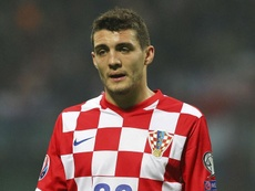 Kovacic was officially unveiled as a Chelsea player. GOAL