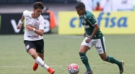 Dudu reencontra Corinthians, seu rival mais 'cascudo'
