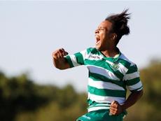 Matheus Pereira Sporting. Goal