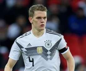 Zagueiro: Alemanha 'deu sorte' de tomar só um gol. Goal