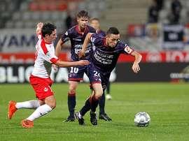 L'ailier clermontois Mathias Pereira-Lage. Goal
