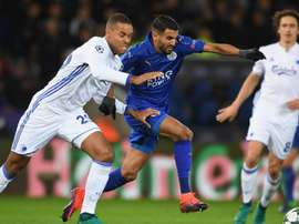 Huddersfield appoint Mathias Jorgensen as their new player. AFP
