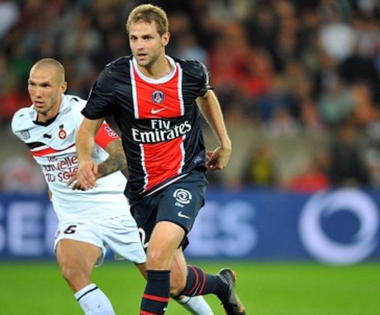 Mathieu Bodmer: 'Si je n'avais pas joué à Paris, j'aurais foiré ma carrière'. Goal