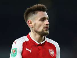 Debuchy has joined Saint-Etienne until the end of the season. GOAL