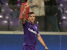 Matias Vecino sous le maillot de la Fiorentina. Goal