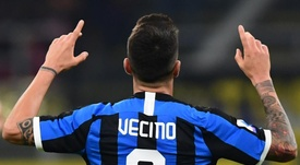 L'Inter supera il Verona. Goal