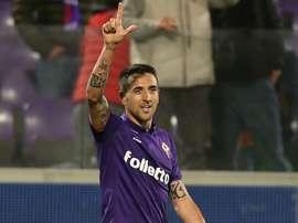 Inter are set to complete a move for Fiorentina midfielder Matias Vecino. GOAL