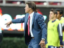 Guadalajara's head coach will be happy with his team's performance. GOAL