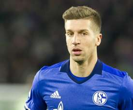 Nastasic has committed his future to Schalke. GOAL