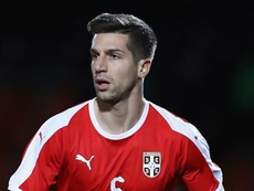 Nastasic failed to make the cut for Serbia. GOAL