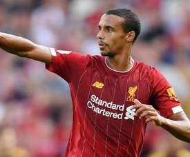 Klopp is delighted to have a player like Matip at Liverpool. GOAL